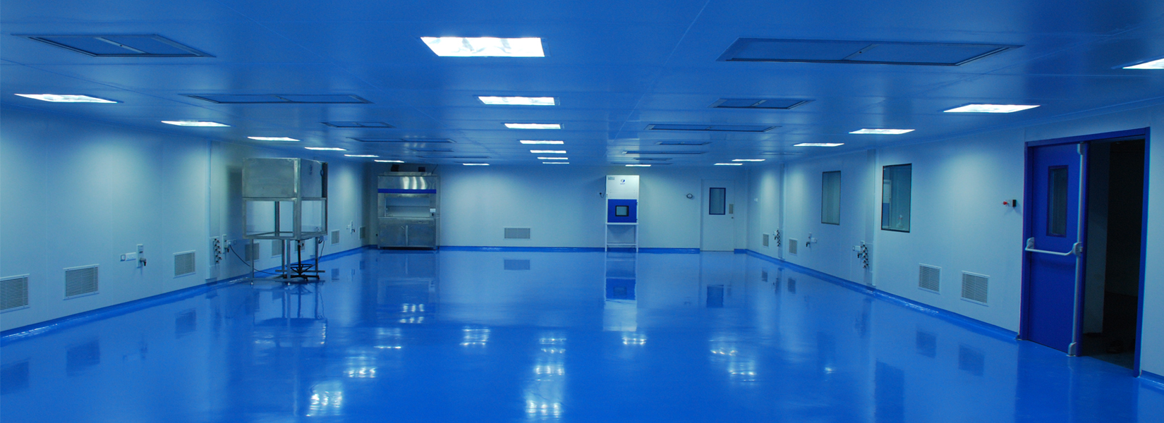 Construction Clean Room Floor : Clean rooms containments